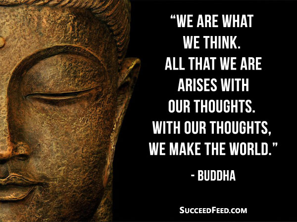 99 Buddha Quotes That Will Enlighten You Succeed Feed