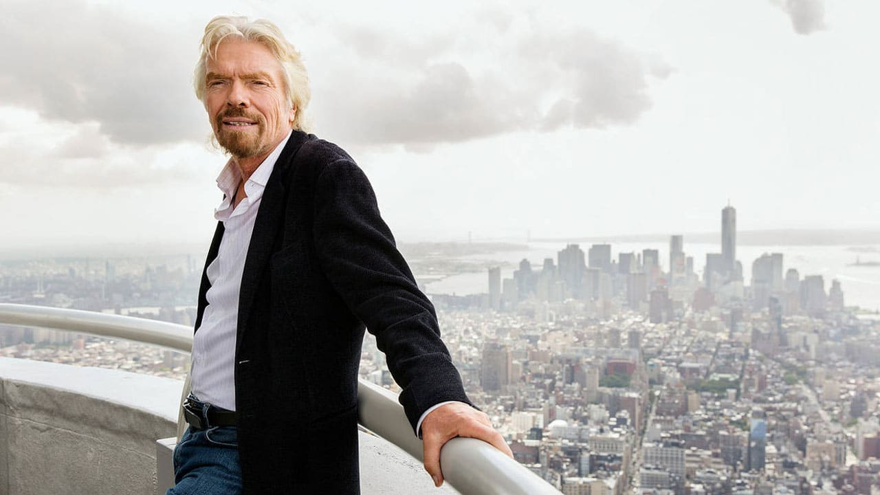 99 Richard Branson Quotes About Business, Life & Success