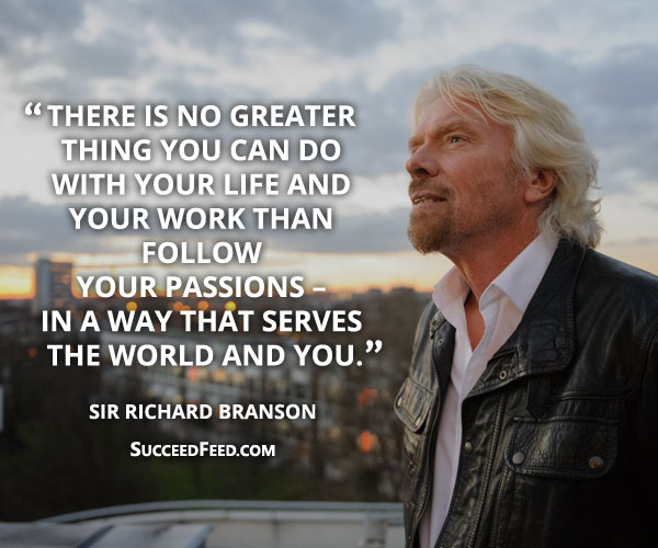 Top 99 Richard Branson Quotes About Business, Life & Success - Succeed @VN66