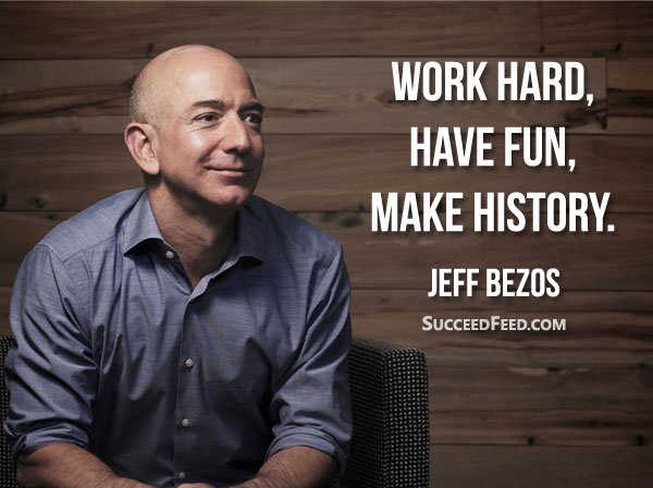 Image result for bezos quotes learning
