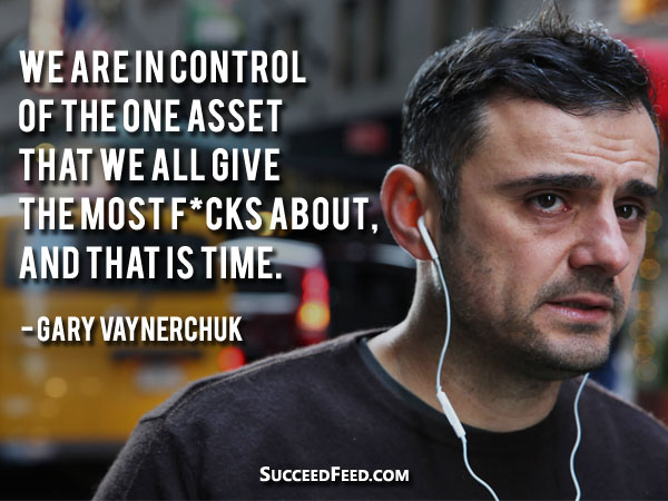 Gary Vaynerchuk Quotes - We are in control of the one asset...