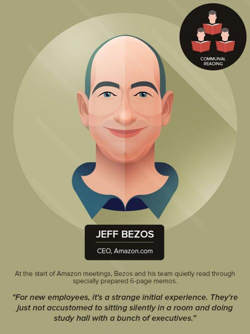 Jeff Bezos's Advice