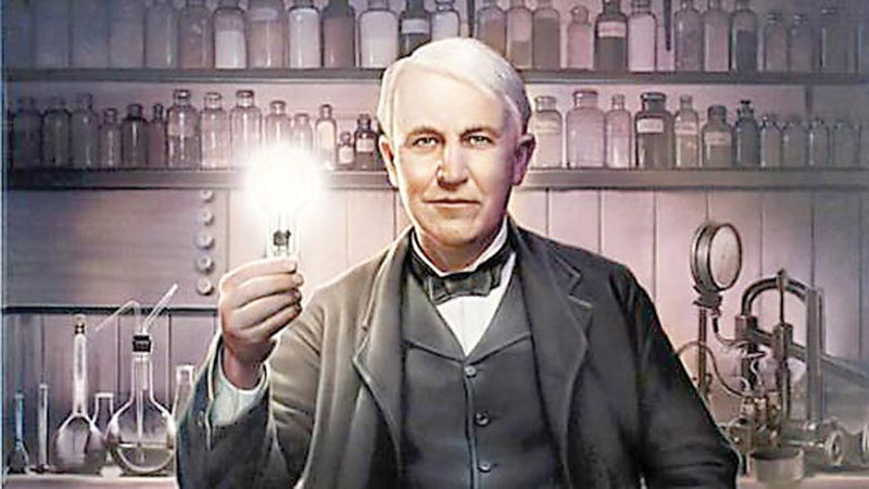60 Greatest Thomas Edison Quotes Succeed Feed Mesmerizing Thomas Edison Quotes