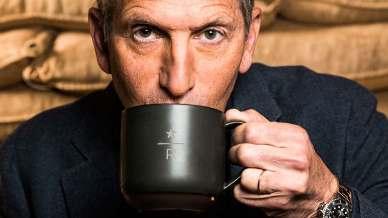 75 Howard Schultz Quotes On Business, Leadership & Success