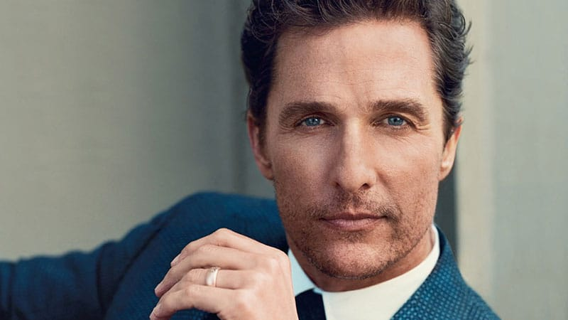 37 Matthew McConaughey Quotes To Be Successful