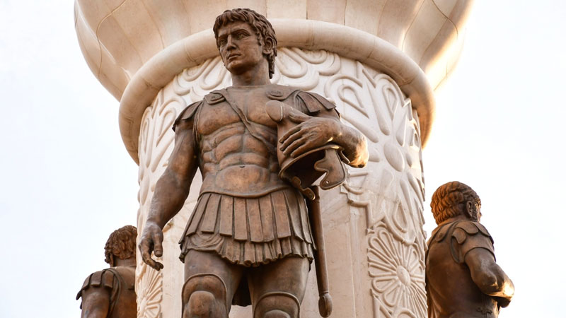 Top 21 Most Inspiring Alexander The Great Quotes