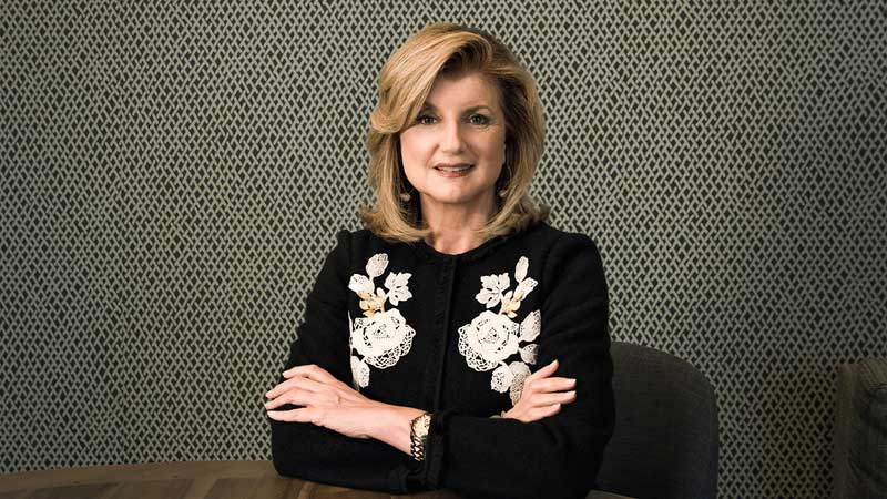 70 Arianna Huffington Quotes To Recharge Your Spirit