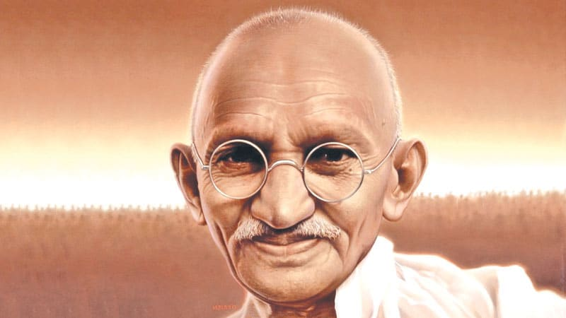 63 Greatest Mahatma Gandhi Quotes Of All Time