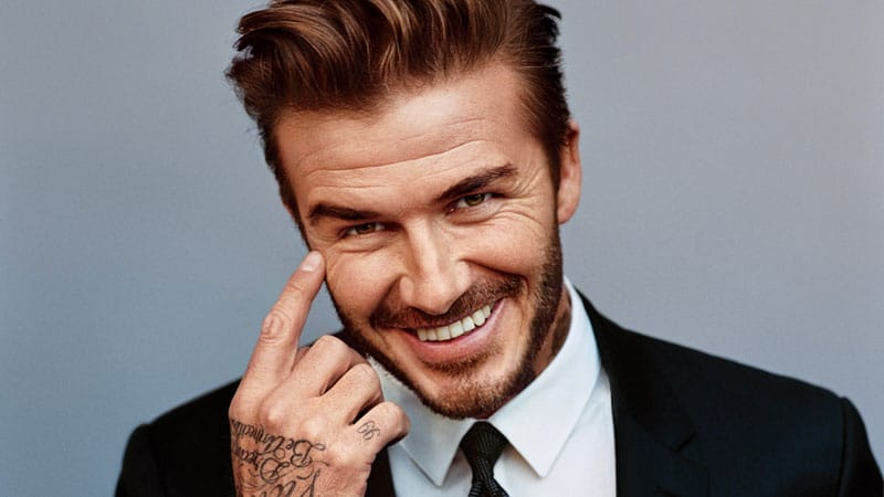 37 Inspirational David Beckham Quotes