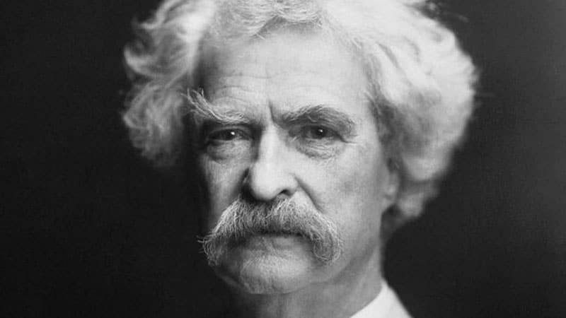 101 Famous Mark Twain Quotes About Life & Success