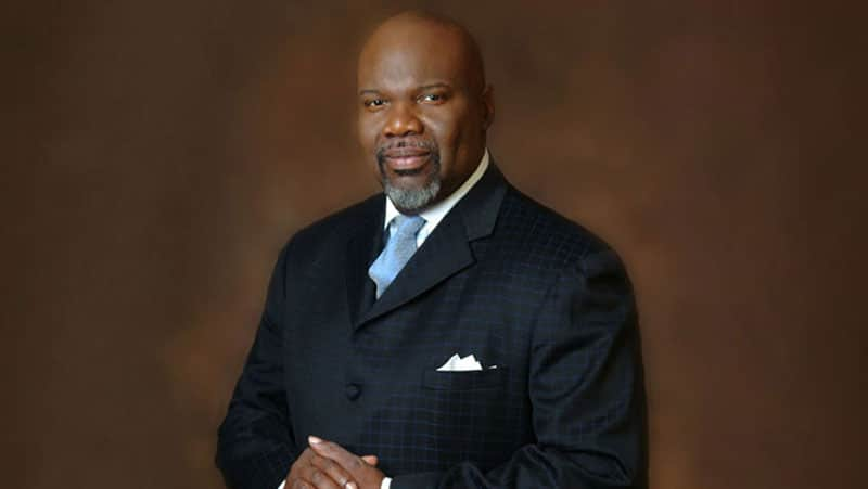 77 T.D. Jakes Quotes on Faith, Success & Letting Go