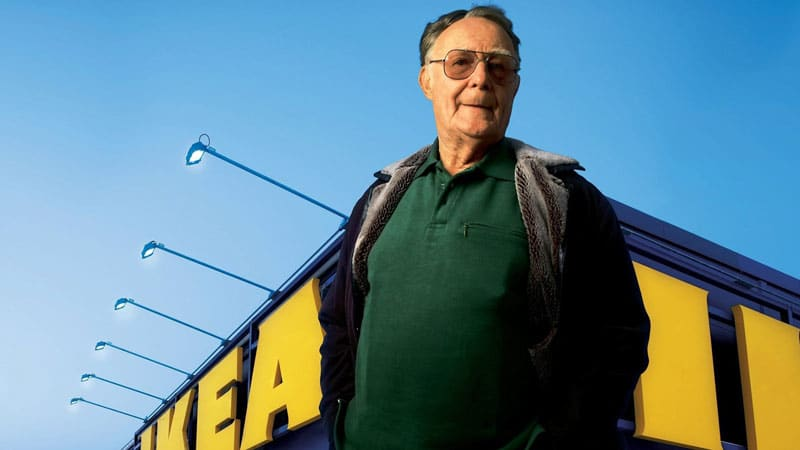 Ingvar Kamprad Quotes featured image
