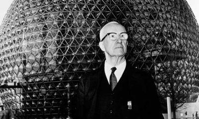 55 Famous R. Buckminster Fuller Quotes