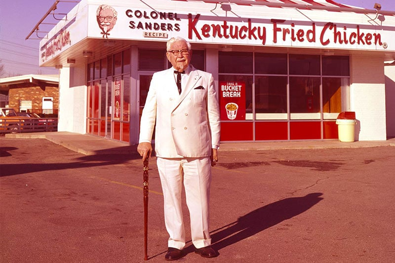 27 Colonel Sanders Quotes That Will Inspire You To Success