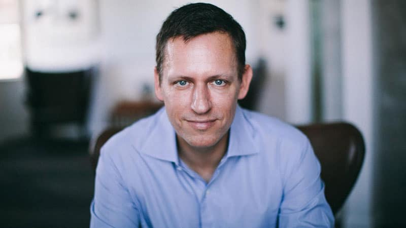 77 Peter Thiel Quotes On Startups & Success