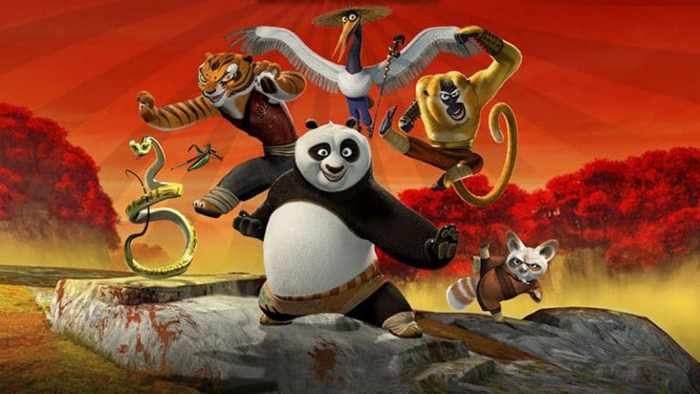 37 Inspirational Kung Fu Panda Quotes | Succeed Feed