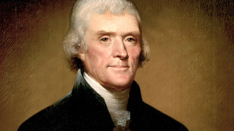 101 Famous Thomas Jefferson Quotes To Be Successful