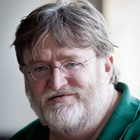 Gabe Newell - Another tech entrepreneur who dropped out of Harvard